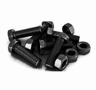 SAE Grade 2 Fasteners Manufacturer in India