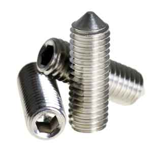 310 Stainless Steel Grub Screws Manufacturer in India