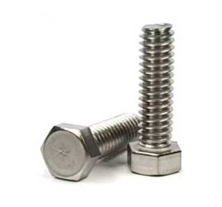 Stainless Steel 310S Hex Cap Screw Manufacturer in India
