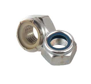 Stainless Steel 310S Lock Nuts Fasteners Manufacturer in India