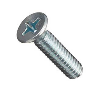 Stainless Steel 310S Machine Screw Manufacturer in India
