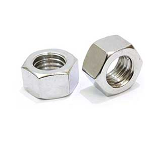 Stainless 310S Steel Nuts Fasteners Manufacturer in India
