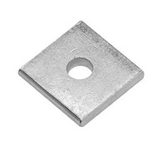 ASTM A193 Grade B8M Square Washers Manufacturer in India